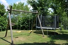Giochi nel parco