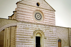 Santa Chiara's Church