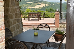 Terrace with views
