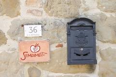 Particular entry farmhouse